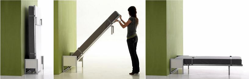 Шкаф кровать Катюша от мебельной фабрики Нарнии 2015